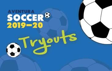 Aventura Travel Soccer Tryouts