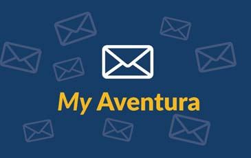 My Aventura envelope